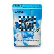 Board Game Sleeves - NonGlare - Large - 59x92mm (x50)