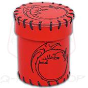 QWORKSHOP - Dice Cups - Red Dragon