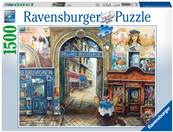 RAVENSBURGER - Puzzle -1500p : Passage à Paris