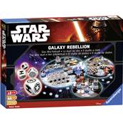 RAVENSBURGER - Star Wars Galaxy Rebellion : Le Duel de Dés