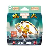 IELLO - King of Tokyo - Monster Pack : Cybertooth (FR) (sortie 18/10)