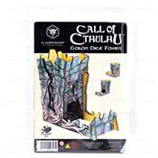QWORKSHOP - Call Of Cthulhu Color Dice Tower NEW