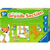 RAVENSBURGER - Mes jeux de Grande Section
