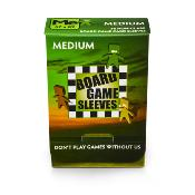 Board Game Sleeves - NonGlare - Medium - 57x89mm (x50)
