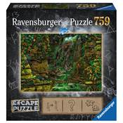 RAVENSBURGER - Escape Puzzle : Temple Ankor Wat