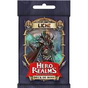 IELLO - Hero Realms - Deck Boss Liche (Display de 6)