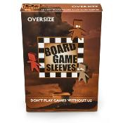 Board Game Sleeves - NonGlare - Oversize - 82x124mm (x50)