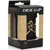 QWORKSHOP - Dice Cups - Black Call of Cthulhu