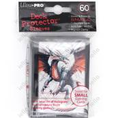 Ultra Pro - DP Small Illustrés - Black Dragon (x60)