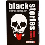 KIKIGAGNE - Black Stories - Morts de Rire 2