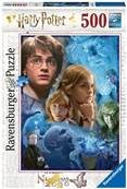 RAVENSBURGER - Puzzle - 500p : Harry Potter à Poudlard