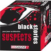 KIKIGAGNE - Black Stories Suspects