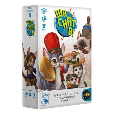 IELLO - Mini Games - Wa Chat Bi (FR)