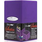 Ultra Pro - Deck Box - Satin Tower - Purple