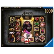RAVENSBURGER - Puzzle -1000p : Villainous - Ratigan