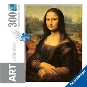 RAVENSBURGER - Puzzle - 300p : Art Collection : La Joconde