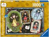 RAVENSBURGER - Puzzle -1000p : Four Gorjuss Seasons