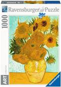 RAVENSBURGER - Puzzle -1000p Art : Les Tournesols