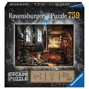 RAVENSBURGER - Escape Puzzle : L'Antre du Dragon