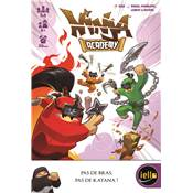 IELLO - Mini Games - Ninja Academy (FR)