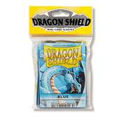 Dragon Shield - Mini Sleeves - Blue (x50)