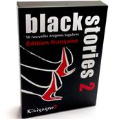 KIKIGAGNE - Black Stories 2
