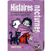 KIKIGAGNE - Black Stories Junior - Histoires Nocturnes