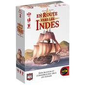 IELLO - Mini Games - En Route vers les Indes