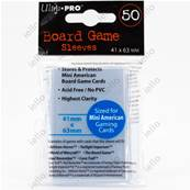 Ultra Pro - Board Game Sleeves - Mini USA 41x63mm (x50)